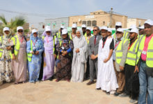 صورة الإنطلاقة الرسمية للإحصاء الشامل للأنشطة التجارية على مستوى بلدية عرفات