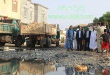 صورة من تدخلات البلدية