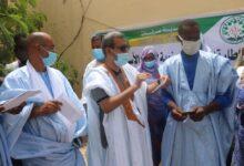صورة بلدية عرفات تبدأ توزع مبالغ مالية على أكثر من 300 مستفيد