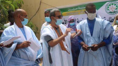 صورة بلدية عرفات تبدأ توزيع مبالغ مالية على أكثر من 300 مستفيد